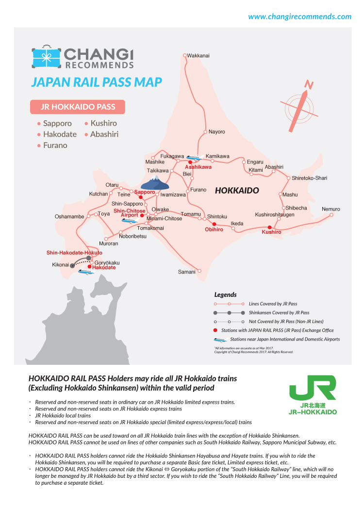 Sapporo Municipal Subway Map.Product Detail Changi Recommends