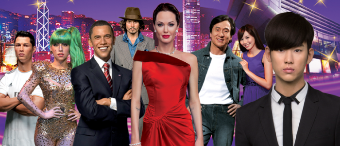 Image result for madame tussaud hong kong